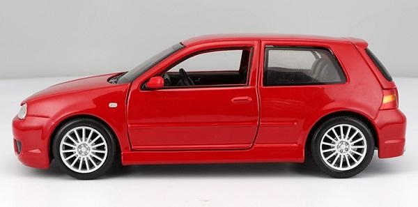 โมเดลรถเหล็ก โมเดลรถยนต์ Volkswagen golf r32 3