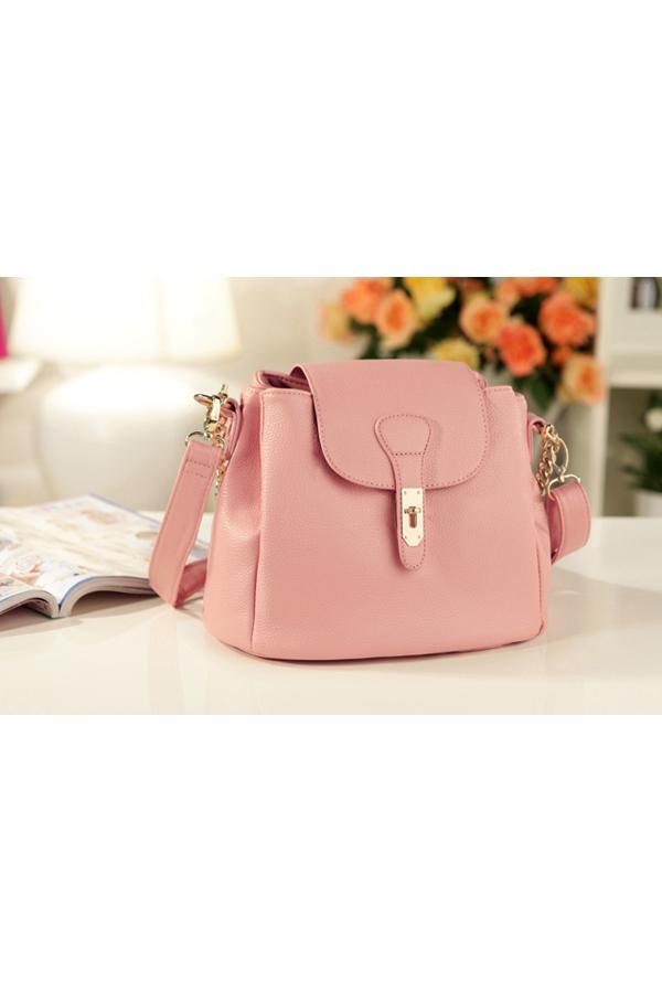 กระเป๋าสะพาย Axixi รุ่น 10302 (Pink)