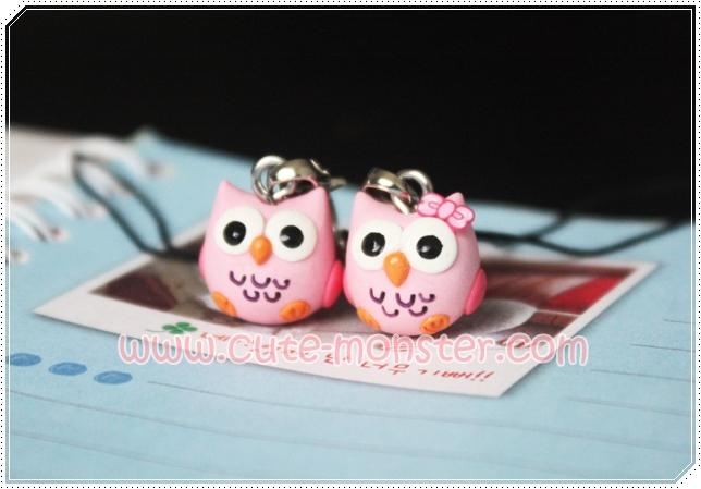 Cute owl [pink]