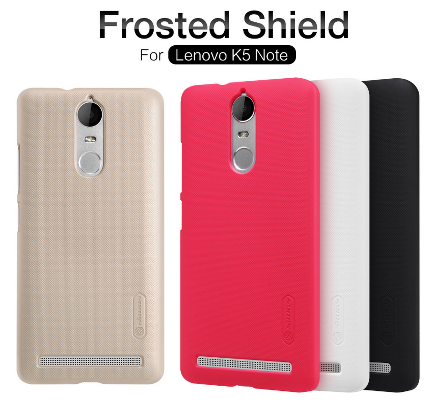 เคส Lenovo K5 Note รุ่น Frosted Shield NILLKIN แท้ !!!