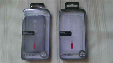 Case CAPDASE Xpose for HTC EVO 3D