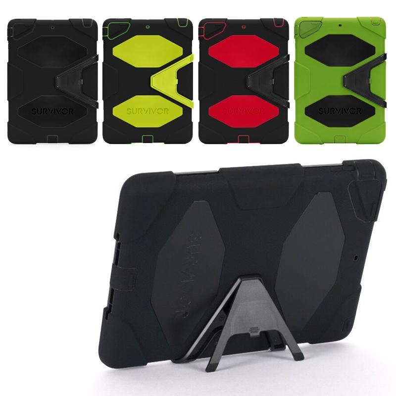 - เคสแท็บเล็ต iPad Air รุ่น Survivor สุดยอดเคส ติดชาร์ตอันดับเคสขายดีในยุโรป !!
