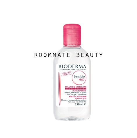 Bioderma Sensibio H2O Solution Micellaire (สีชมพู) 250ml
