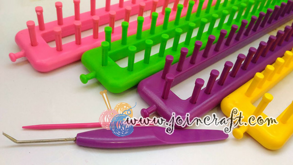 Long Knitting Loom Set
