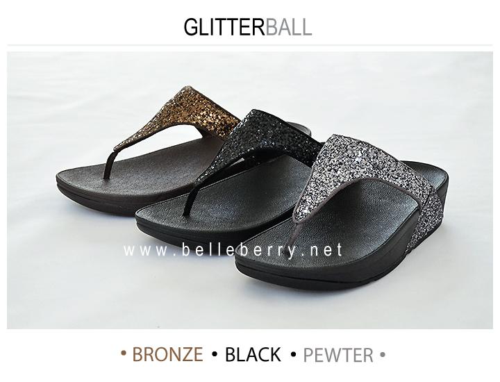 fitflop glitterball