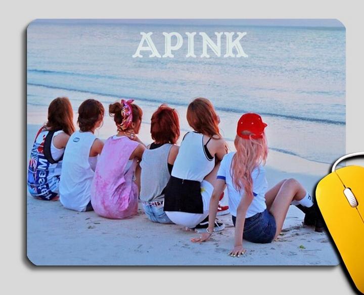 แผ่นรองเม้าส์ A-PINK : PINK MEMORY