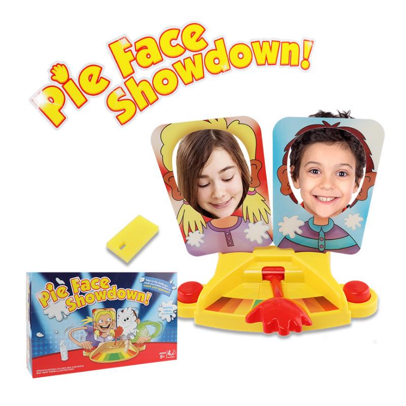 Pie Face Showdown Game ใครแพ้โดนปาหน้า