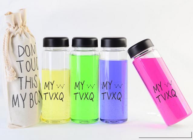 ขวด My Bottle TVXQ! + ถุงผ้า