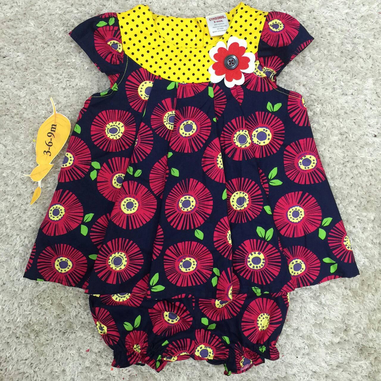 เสื้อผ้าเด็ก (พร้อมส่ง!!) 170460-3