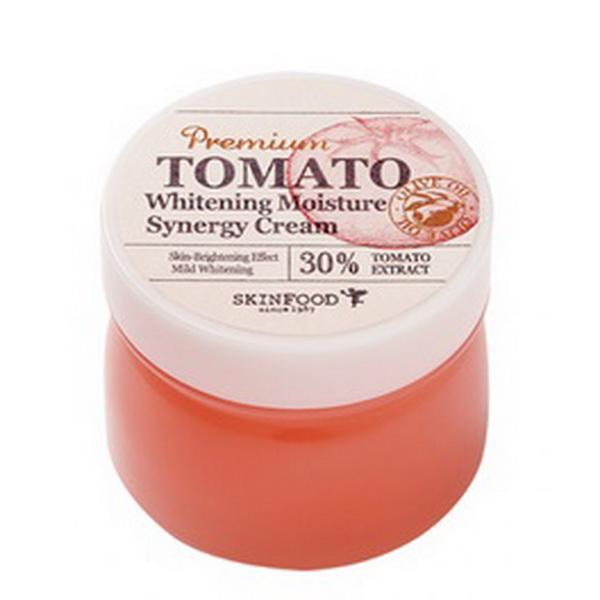 Skinfood Premium Tomato Whitening Moisture Synergy Cream