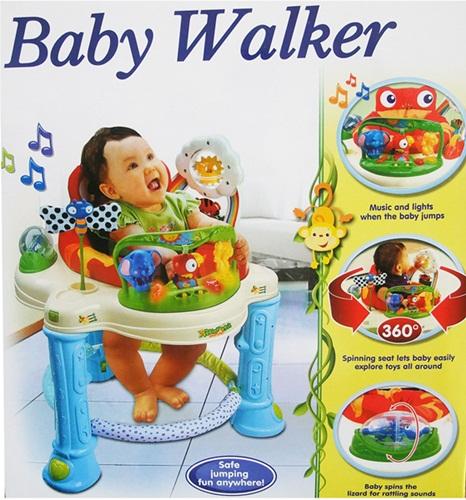 Baby Walker เก้าอี้ entertain + เก้าอี้หัดเดิน