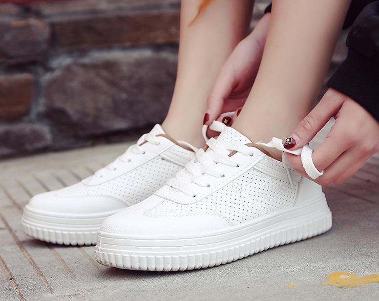 FF&KK รองเท้าผ้าใบหญิง รุ่น F03-1 (รอสินค้า 15-20วัน)