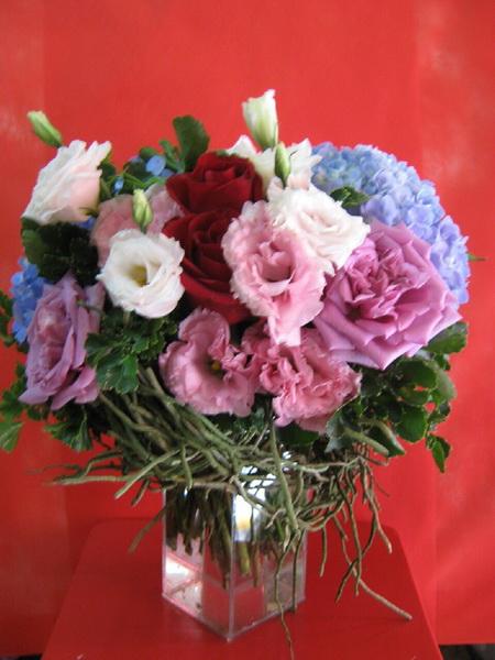 แจกันดอกไม้ 12