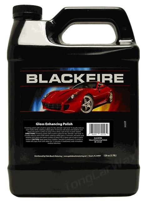 BLACKFIRE Gloss Enhancing Polish