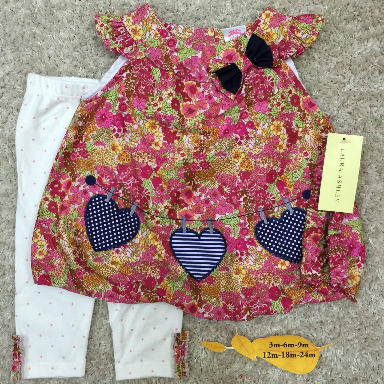 เสื้อผ้าเด็ก (พร้อมส่ง!!) 170460-22