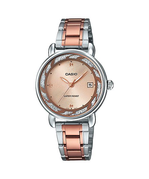 นาฬิกา Casio ของแท้ รุ่น LTP-E120RG-9ADF