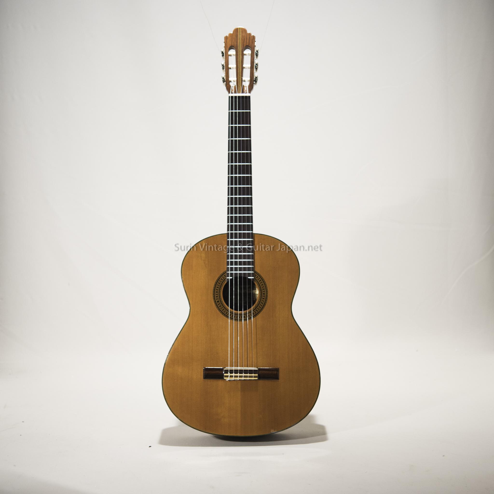 กีต้าร์คลาสสิคมือสอง Shinano Guitar