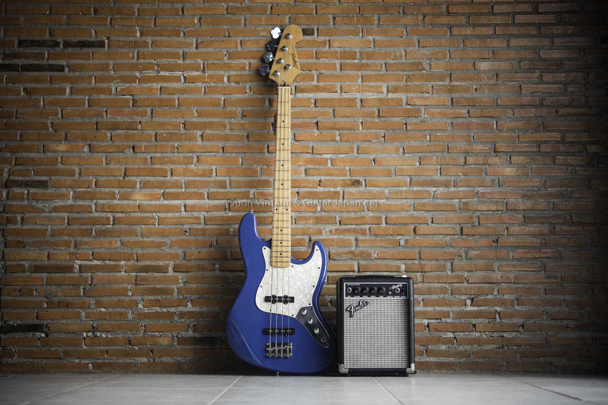 แอมป์เบสไฟฟ้ามือสอง Fender Bass Boy No.2