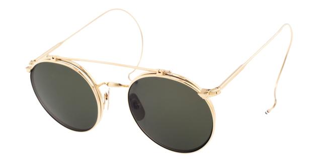 แว่นตาTHOM BROWNE SHINY TB-002 EYEWEAR มี 2 แบบ[เทียบแท้]
