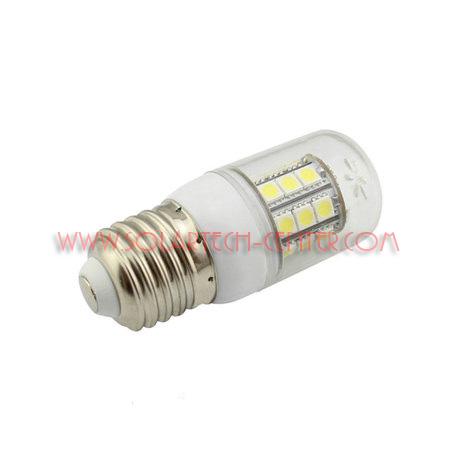 หลอดไฟ LED Corn 3W 12V/24V Warm White (สีเหลือง)