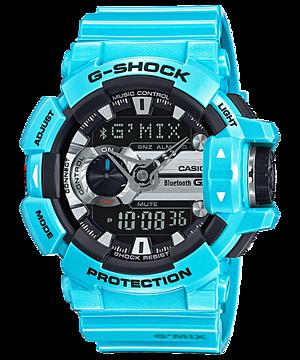 GShock G-Shockของแท้ G-MIX Bluetooth GBA-400-2C EndYearSale