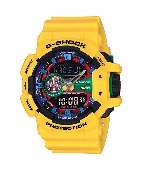 GShock G-Shockของแท้ ประกันศูนย์ GA-400-9A EndYearSale