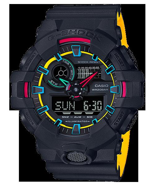 GShock G-Shockของแท้ ประกันศูนย์ GA-700SE-1A9
