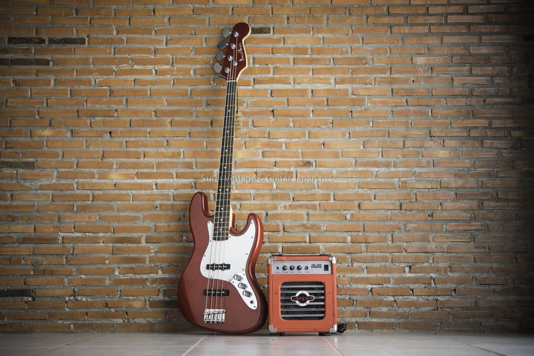 แอมป์เบสไฟฟ้ามือสอง ARIA AB-10X No.3 Bass Amp