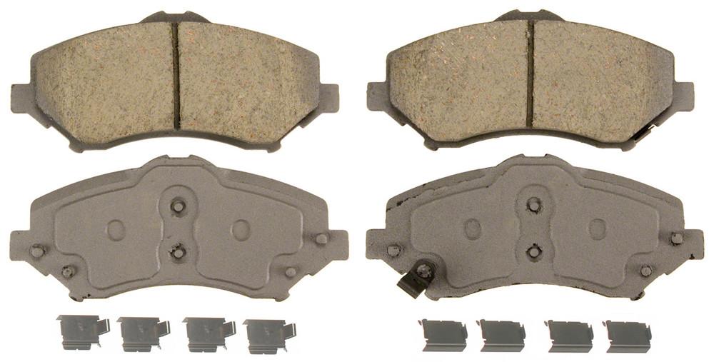 ผ้าดิสเบรคหน้า JEEP WRANGLER SAHARA / Front Brake Pads