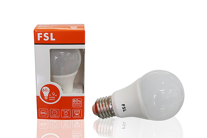 FSL BULB LED 9W Warm แสงเหลือง (PRO)