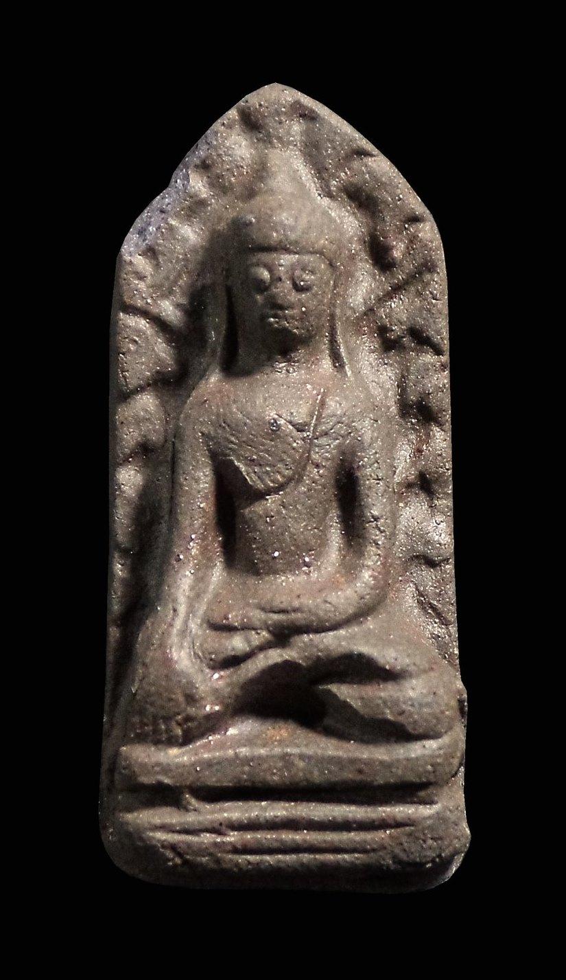 พระรอด วัดมหาวัน จ.ลำพูน ปี 2518 มหาพุทธาภิเศกอินเดีย,วัดมหาวัน 2 วาระ หลวงปู่โต๊ะ ปลุกเสก