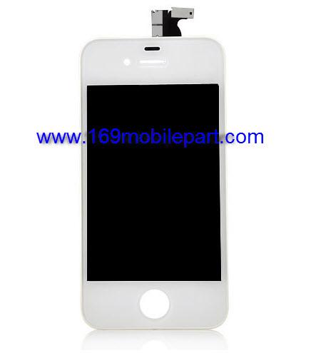 หน้าจอ iPhone 4 พร้อมทัชสีขาว งาน OEM