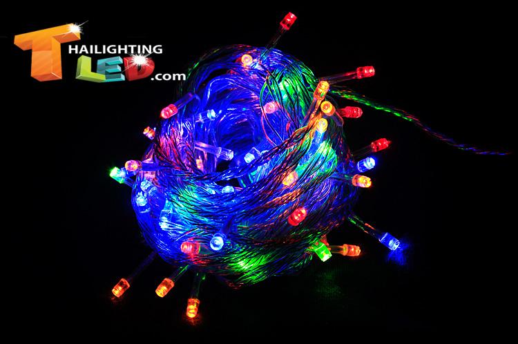 ไฟกระพริบ LED สีรวม