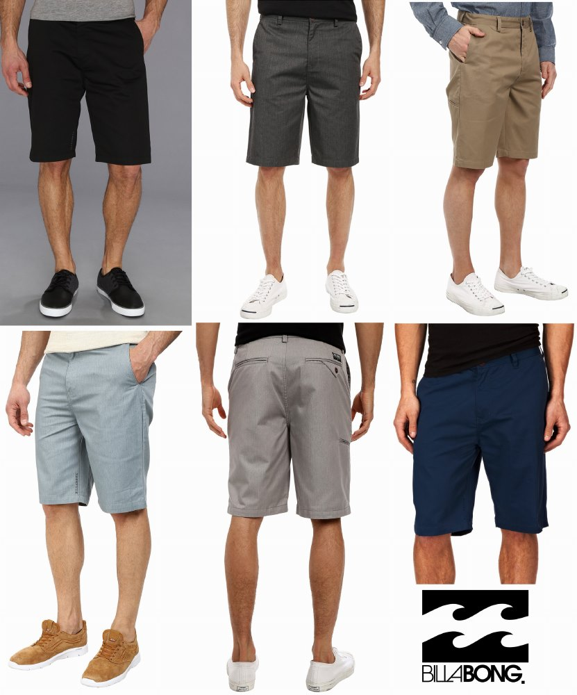 Billabong Carter chino short ( New )
