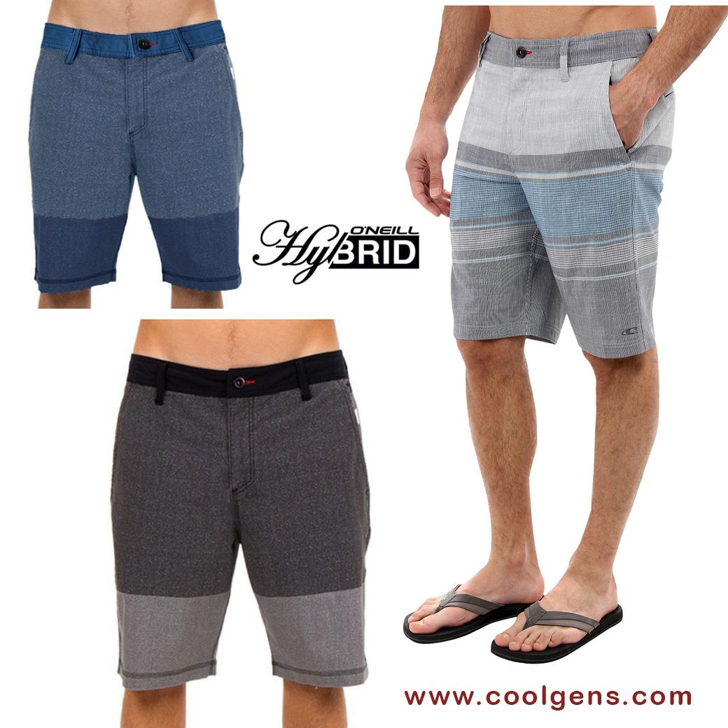 O'Neill Malign Hybrid & Hightower Shorts