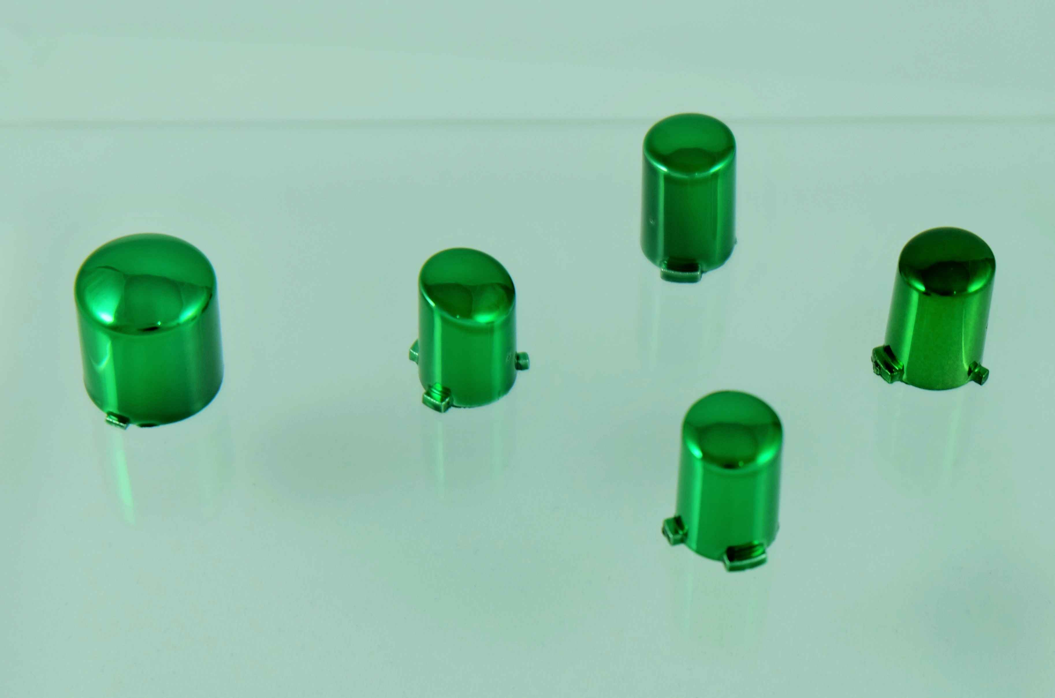ปุ่ม ABXY Xbox360 สีเขียว