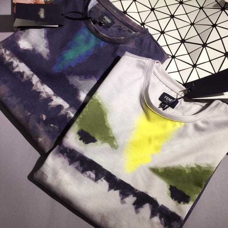 เสื้อยืด Fendi Dye Little Devil T-shirt 1