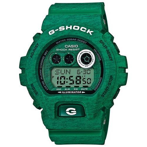 นาฬิกา คาสิโอ Casio G-Shock Limited Models Heathered Color series รุ่น GD-X6900HT-3 สินค้าใหม่ ของแท้ ราคาถูก พร้อมใบรับประกัน