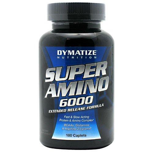 Dymatize Super Amino 6000mg. (180Caplets)