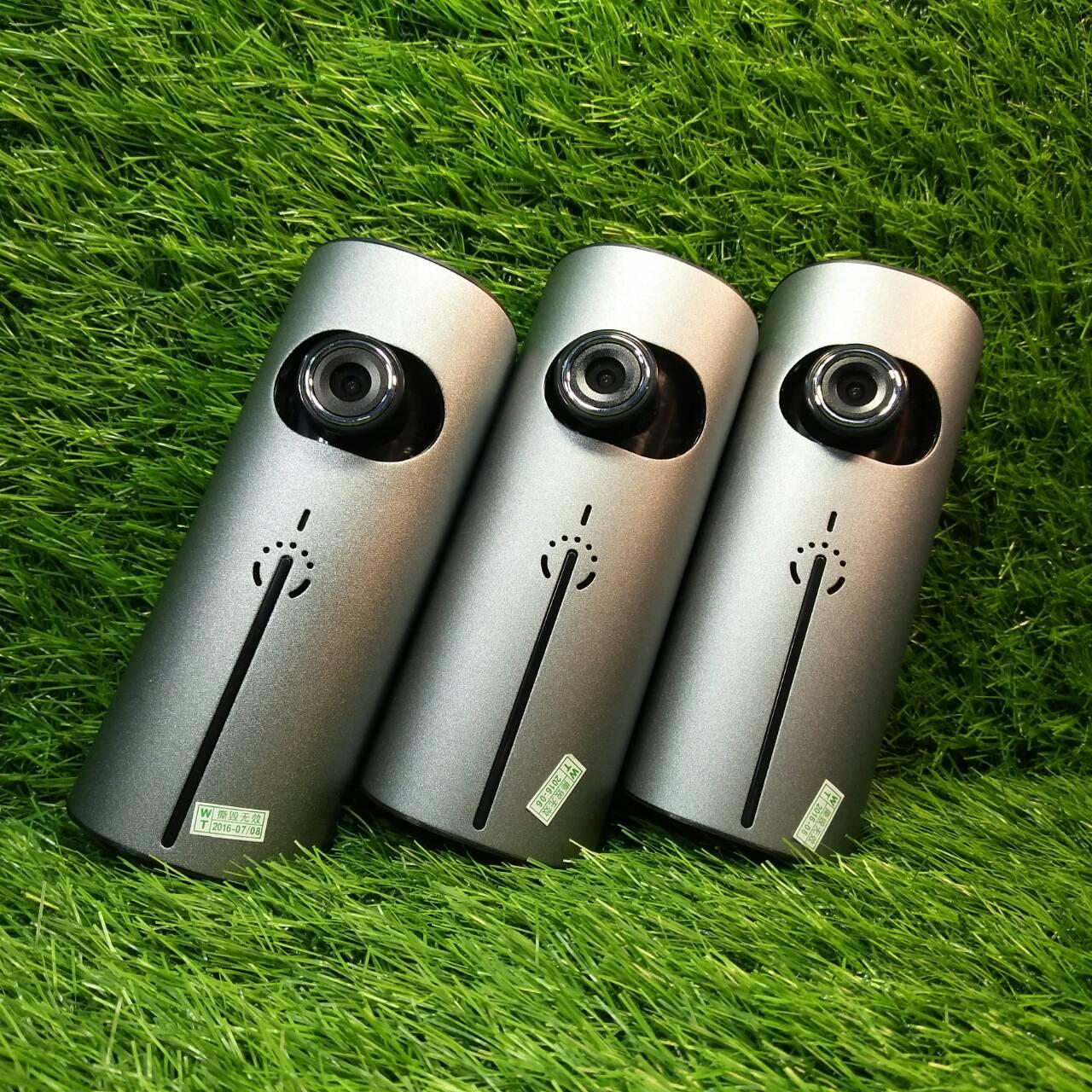 กล้องติดรถแบบ 2 กล้องหน้า ห้องโดยสาร พร้อมดาวเทียม รุ่น R300