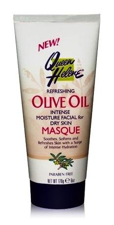 ลด 30 % QUEEN HELENE :: Olive Oil Masque มาส์กเพิ่มความนุ่ม ชุ่มชื้น ด้วยคุณค่าของผลโอลีฟ สำหรับผิวแห้ง
