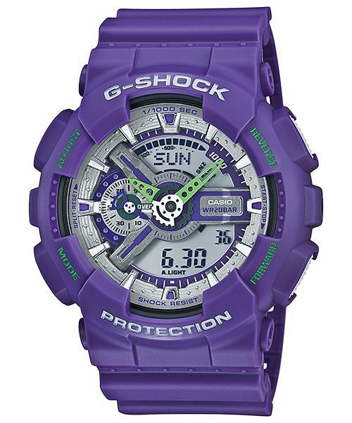 นาฬิกา คาสิโอ Casio G-Shock Limited Models Dusty Neon Series รุ่น GA-110DN-6A สินค้าใหม่ ของแท้ ราคาถูก พร้อมใบรับประกัน