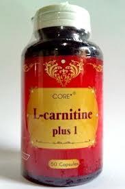 L-CARNITINE PLUS 1 แอลคาร์เนทีนพลัส 1
