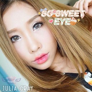 สั้น/Power -350 Julia Gray Dreamcon Mini size