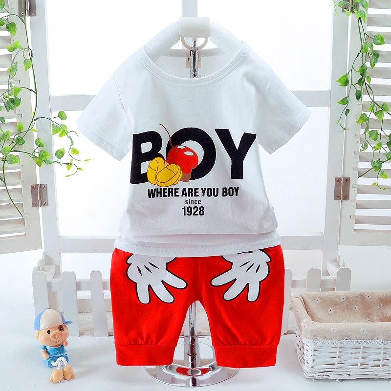 **ชุดเซ็ตเสื้อขาวBOYกางเกงขาสั้น size: S-XL (4 pcs/pack)   4ชุด/แพ๊ค   เฉลี่ย 170/ชุด