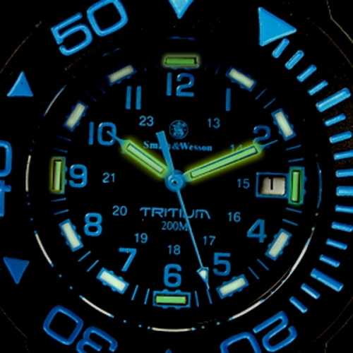 Buy-Watch;นาฬิกาทหาร นาฬิกาไทรเที่ยมจากSmith&Wesson Tritium