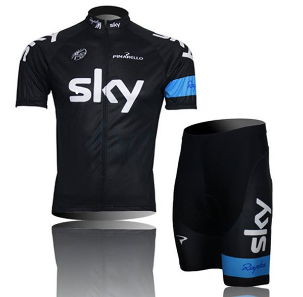 ชุดปั่นจักรยาน SKY สีดำ ขนาด XXXL พร้อมส่งทันที รวม EMS