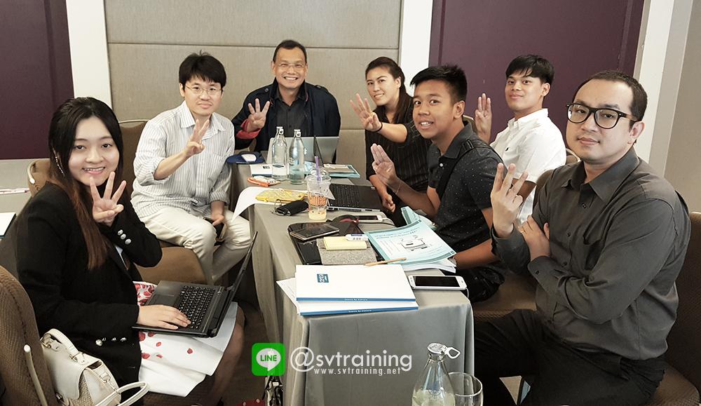 สอนเทคนิคขายสินค้าออนไลน์ผู้ประกอบการโดยอาจารย์ใบตองsvtraining