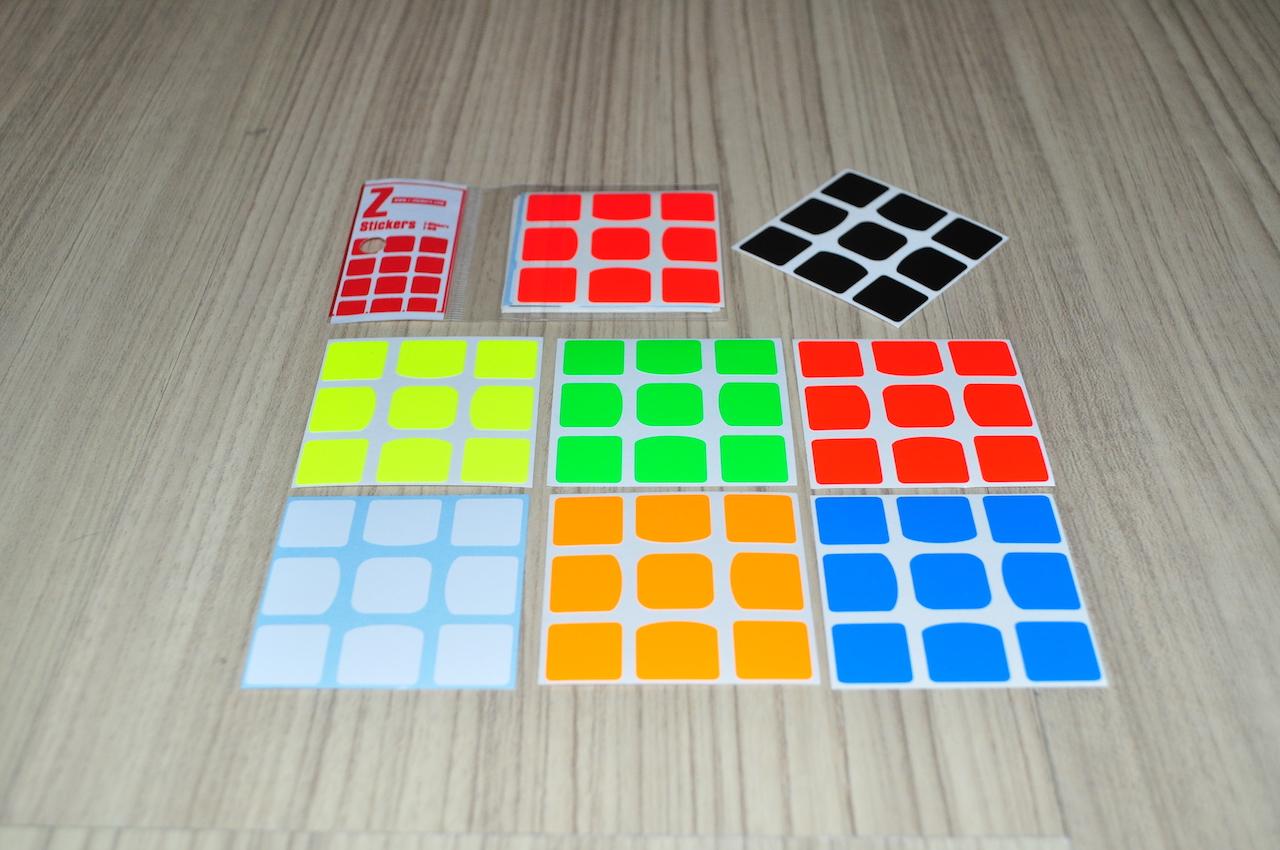 Z-Sticker for YueXiao Z-Bright [ZSYX84]
