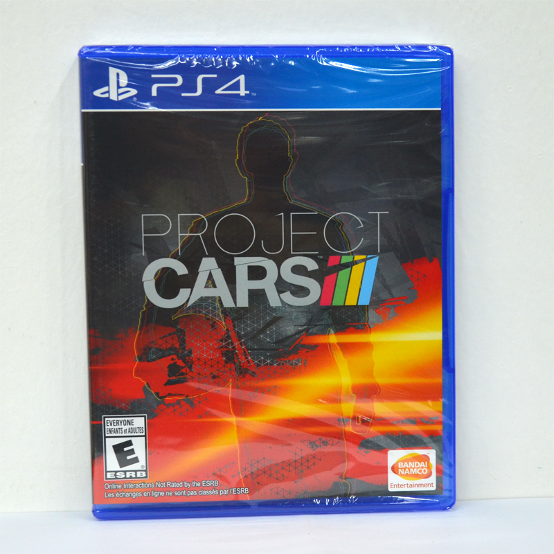 PS4™ Project Car Zone 1 US / English